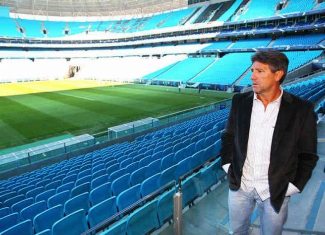 1e2d505a1d6e1 Renato não se preocupa com dicas de Roger   Conheço muito mais o ...