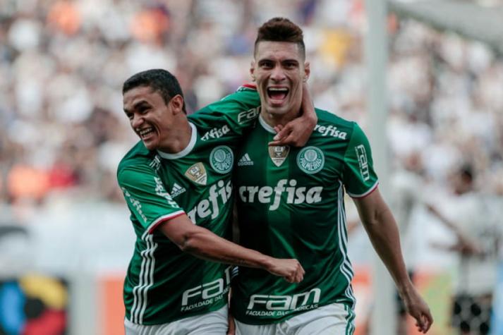 Coritnhians x Palmeiras