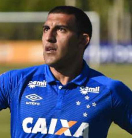 Rescisão de contrato de Ramón Ábila com o Cruzeiro aparece no BID