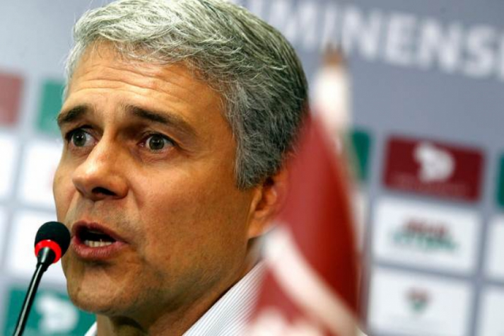 Peter Siemsen - Presidente do Fluminense