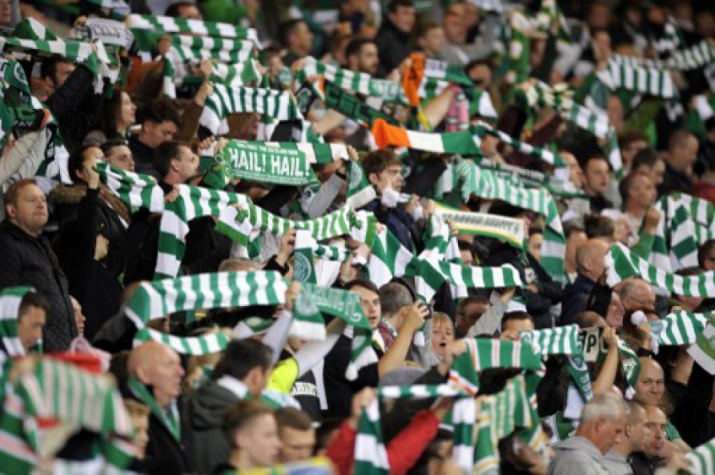 Torcida do Celtic