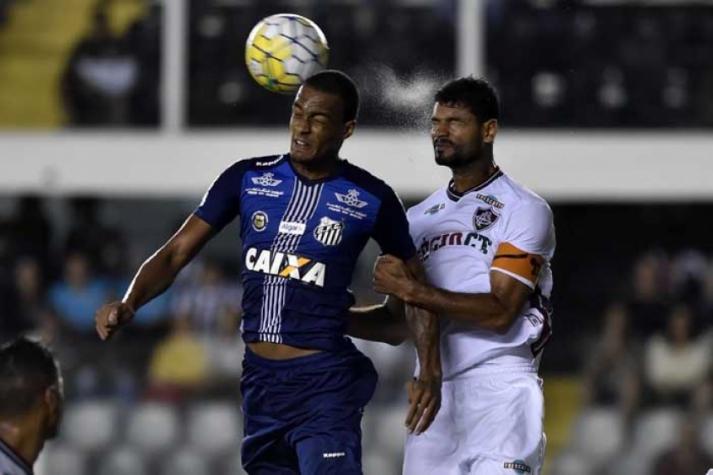 Santos x Fluminense