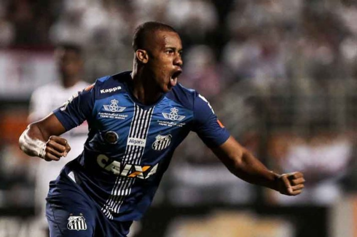 São Paulo x Santos (Foto:Ale Cabral/Agif)