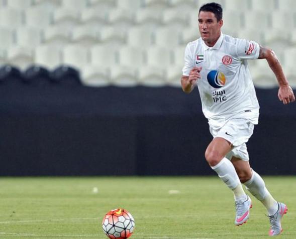 Cruzeiro confirma contratação do meia Thiago Neves