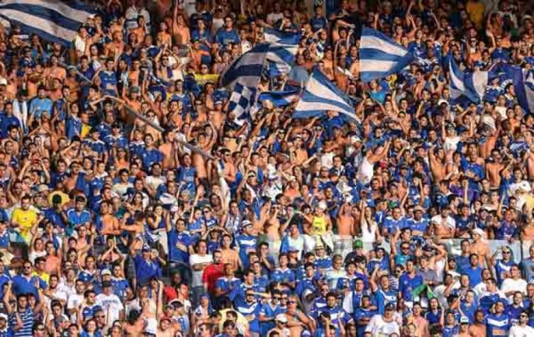 Cruzeiro fará ação pelo  Novembro Azul  no duelo com o Corinthians ... ae184cec50a73