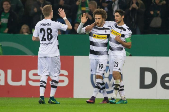 Borussia Mönchengladbach x Stuttgart 8caecda34e761
