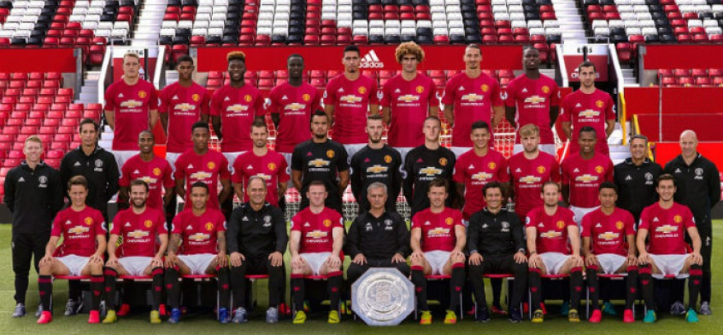 Manchester United 2016/17