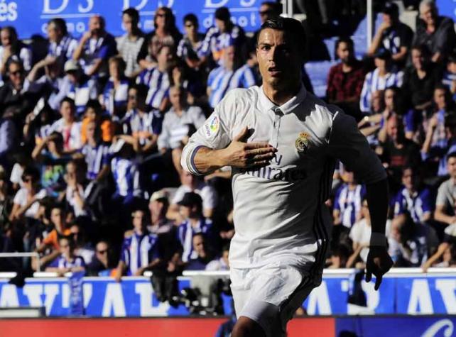 Cristiano Ronaldo renova com o Real Madrid