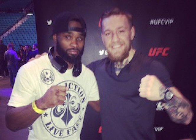 woodley conor
