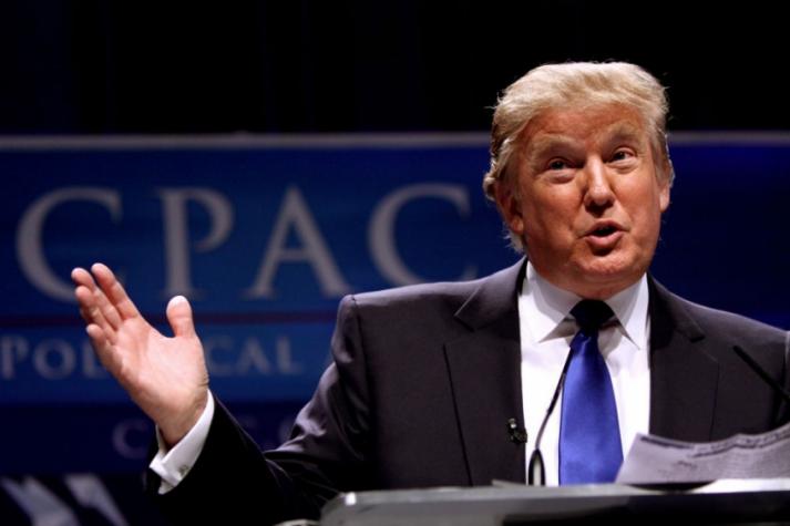 O presidente dos Estados Unidos Donald Trump . Crédito: Divulgação / Lance