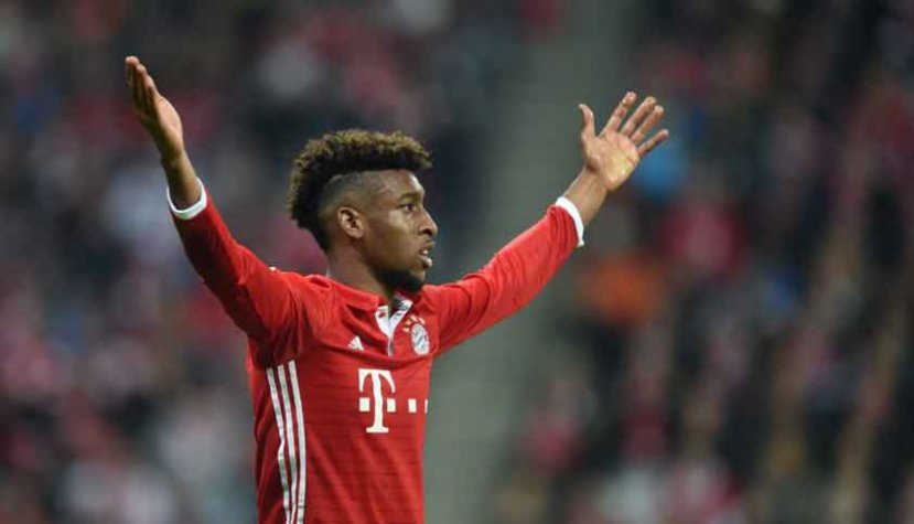 Coman - Bayern de Munique