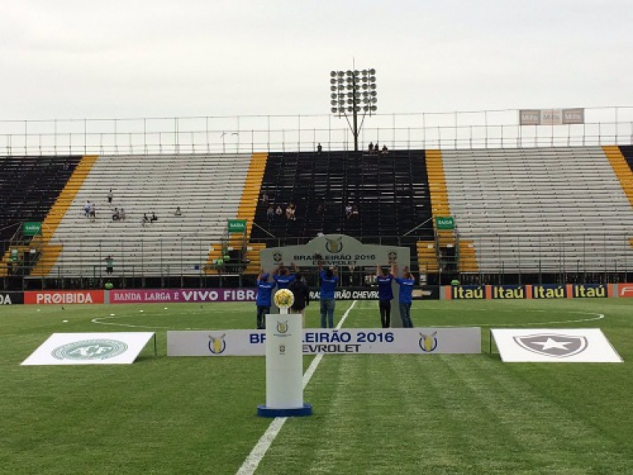 Botafogo minimiza acordo do Fla com Portuguesa pela Arena ... ad05fe03dc346