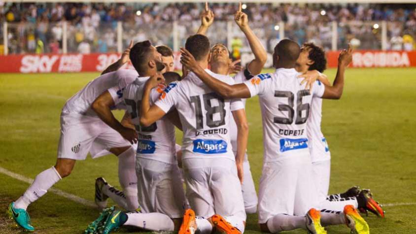 02044432df322 Santos renova patrocínio por dois anos e quer camisa cheia em 2017 ...