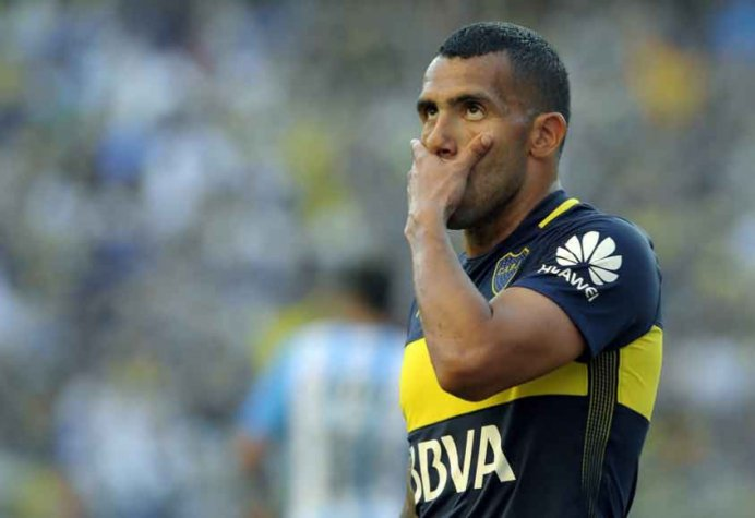 Tevez - Boca Juniors
