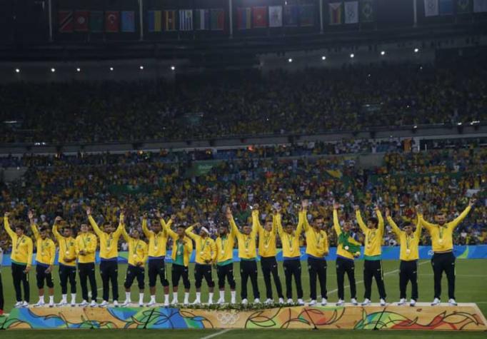 Seleção Brasileira de futebol - ouro df7b32955c0c2