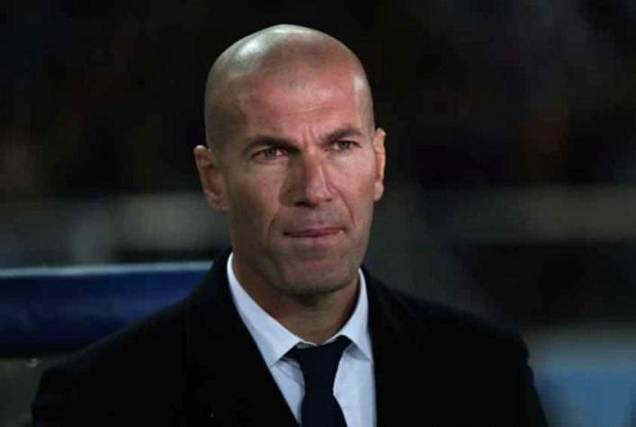 Zidane - Real Madrid x América do México