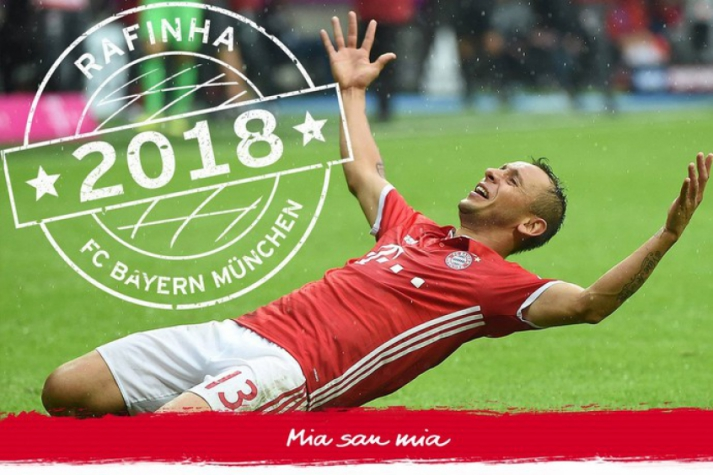 Rafinha - Bayern de Munique