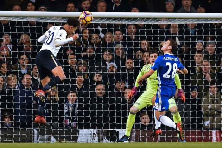 Dele Alli Brilha Tottenham Vence E Evita Marca Historica Do Chelsea Lance