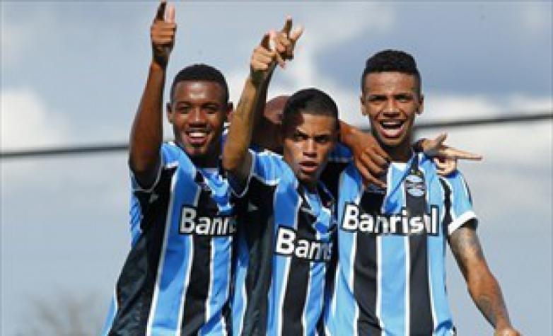 78c164785b0e2 Grêmio massacra Auto Esporte-PB e garante classificação antecipada ...