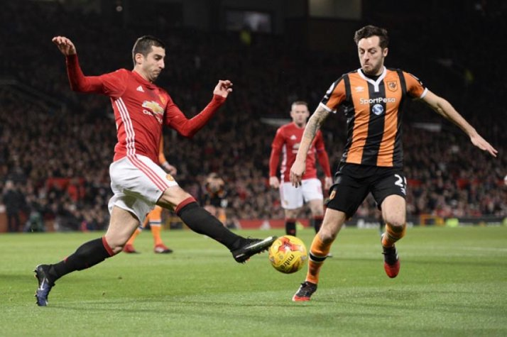Manchester United x Hull City
