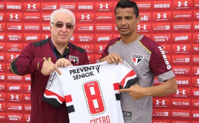 São Paulo divulga numeração para disputa da Florida Cup nos EUA  8801e4baf597a