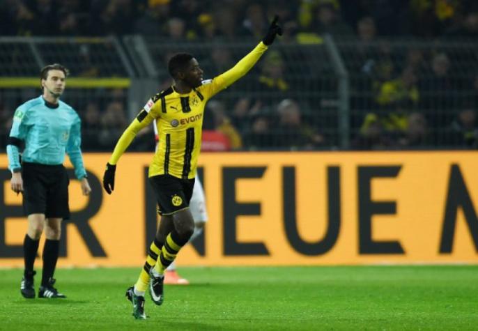 Dembelé segue afastado do Borussia Dortmund