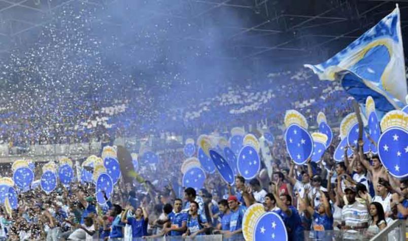 Cruzeiro é uma das marcas mais fortes das Américas nas redes sociais ... 93dd12aef8367