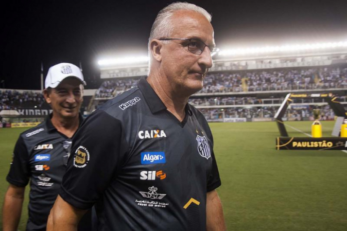 Dorival Júnior em Santos 6x2 Linense na Vila