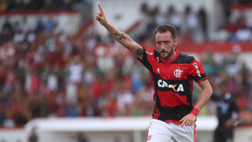 Gol do Mancuello Nova Iguaçu x Flamengo
