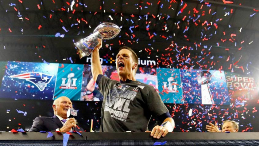 Super Bowl - Tom Brady