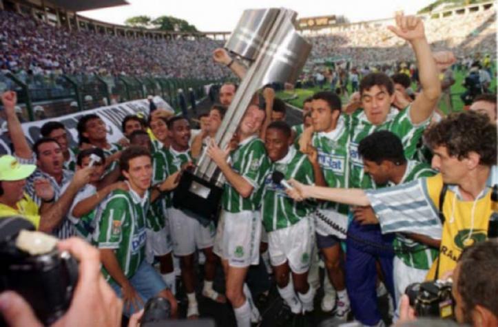 Corinthians x Palmeiras - Brasileiro de 1994 - Pacaembu