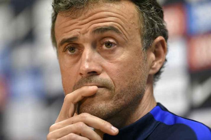 Jornal aponta Luis Enrique como próximo técnico do Paris Saint-Germain