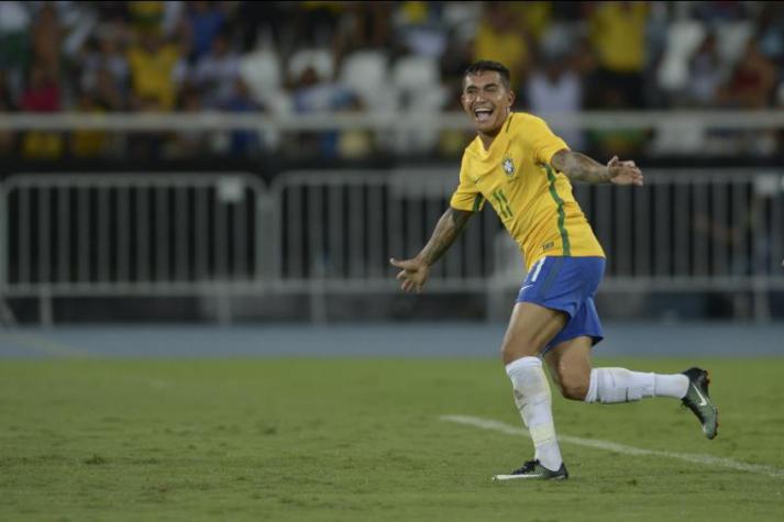 Dudu herda vaga de Douglas Costa e é convocado para a Seleção Brasileira