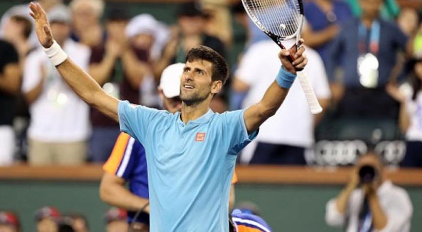 Federer e Wawrinka na final de Indian Wells — Ténis