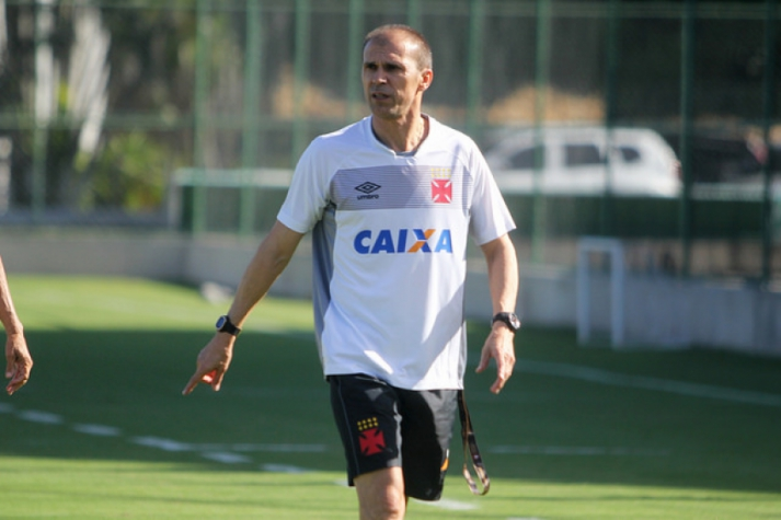 Milton Mendes - Técnico do Vasco