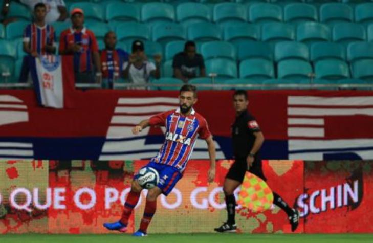 a4a1d2fe6cd1f Allione fez o primeiro do Bahia no triunfo por 2 a 0 sobe o Vitória