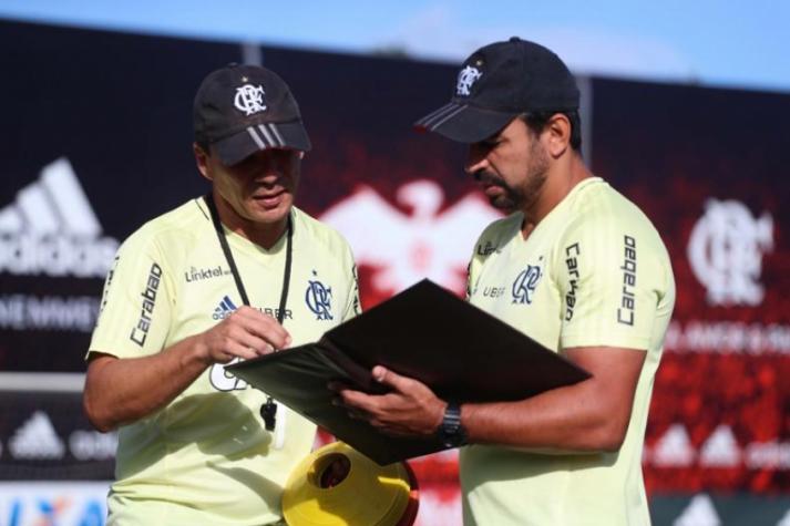 Zé Ricardo confirma mais desfalques no Fla para jogo com Atlético-GO