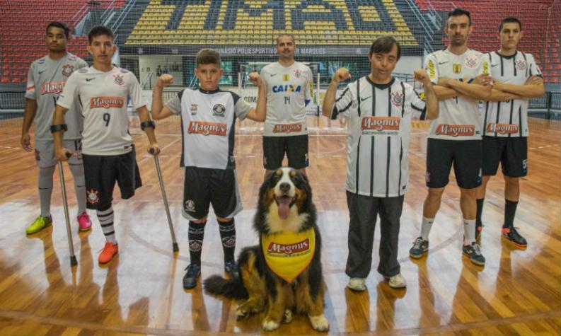 319fcc6323 Corinthians terá patrocínio em futsal
