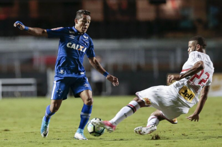 América cede empate ao Cruzeiro no Independência