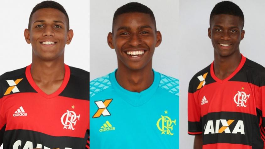 4c843cfbcc39d Jogadores do Flamengo são convocados para a Seleção Sub-20
