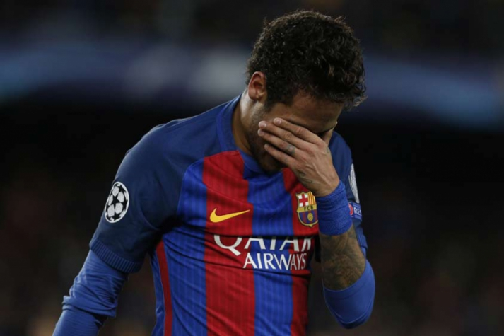 Neymar - Barcelona x Juventus