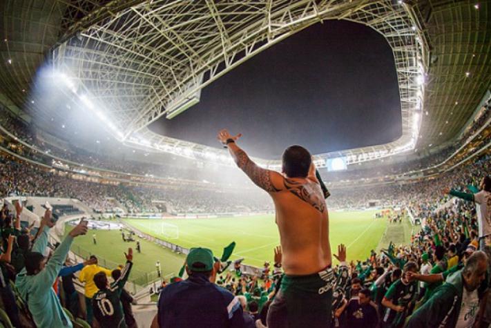 Peñarol jogará uma partida com portões fechados por confusão contra o Palmeiras