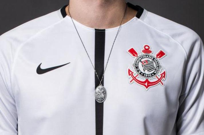 ae69e5b54 Corinthians renova contrato de fornecimento com a Nike até 2029