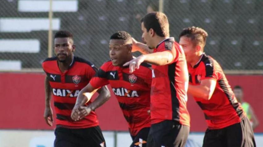 5848036b43 Vitória goleia Conquista por 5 a 0 e encara o Bahia na final do ...