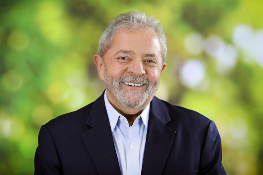 Lula estava no seu primeiro mandato como presidente do Brasil