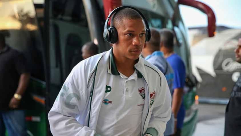 Wellington Silva absent de la feuille de match de Fluminense