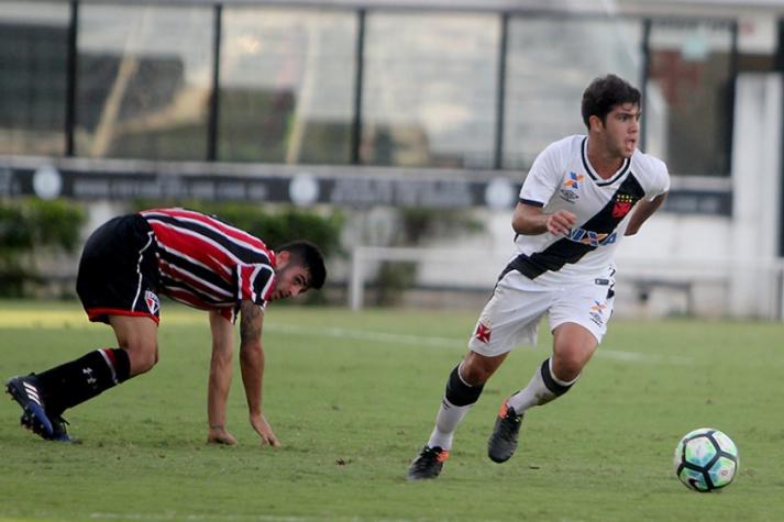 42b0d5596c Sub-20  Vasco faz duelo decisivo com São Paulo pela Copa BR nesta ...