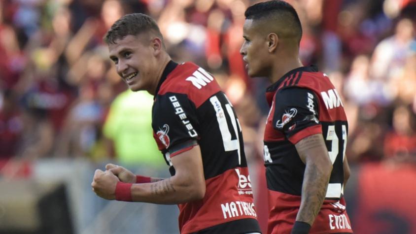 'Não dá para acreditar', diz Rodinei após eliminação do Flamengo