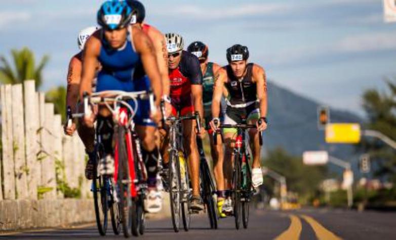 Circuito Uff Rio Triathlon : Bia neres e santiago ascenço vencem ª etapa do circuito