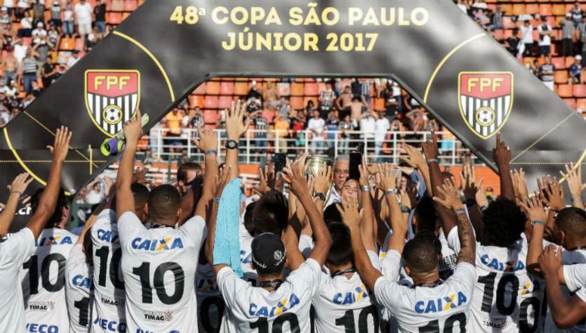 0b8d6c71e4 Federação divulga grupos da Copa São Paulo de Futebol Júnior